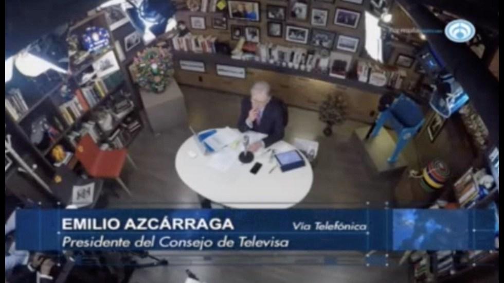 """La unidad logra cosas importantes"": Azcárraga sobre Mundial 2026 - Captura de Pantalla"
