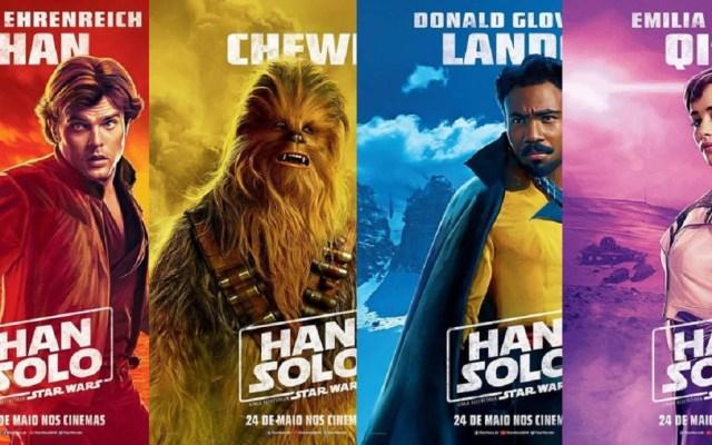 En picada, éxito de Han Solo en cines - Foto de internet