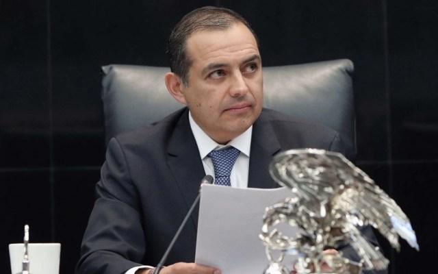 """""""Es una buena oportunidad para renovar al PAN"""": Cordero - Foto de Senado"""