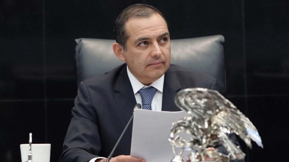 Cordero pedirá a Tribunal Electoral que le restituya derechos en el PAN - Foto de Senado