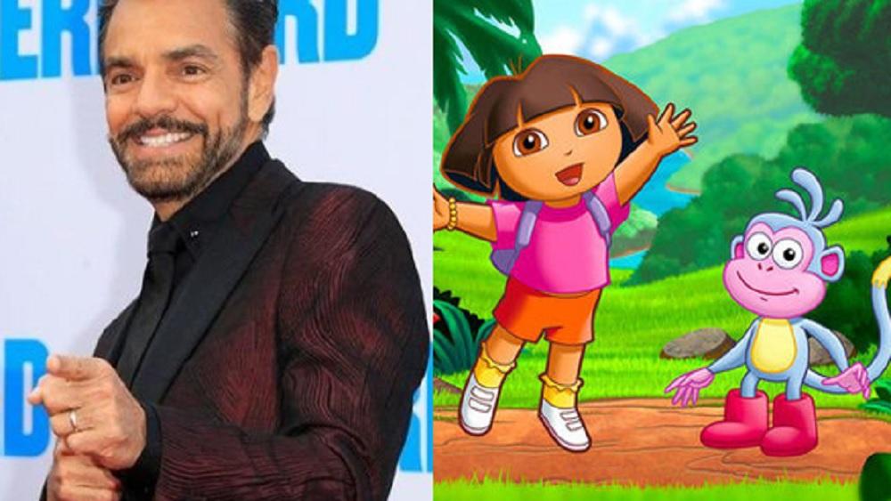 Eugenio Derbez actuará en película de Dora la exploradora - Foto de internet