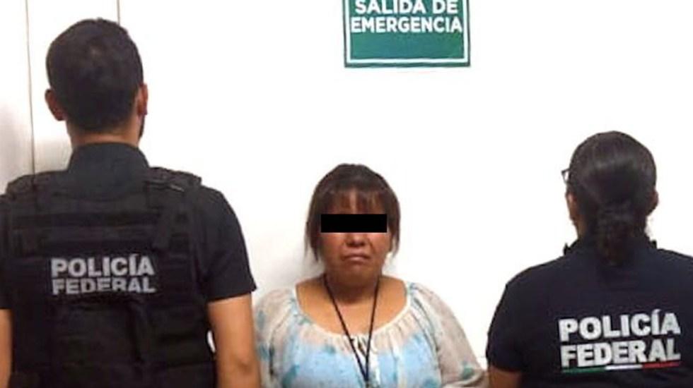 Detienen a madre que explotaba a su hija de siete años