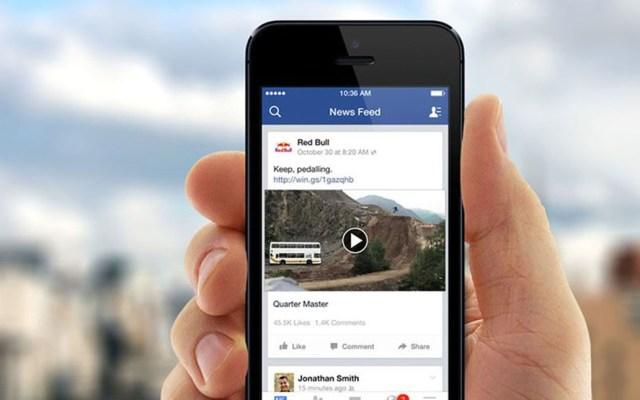 Facebook apuesta por juegos en su plataforma de video