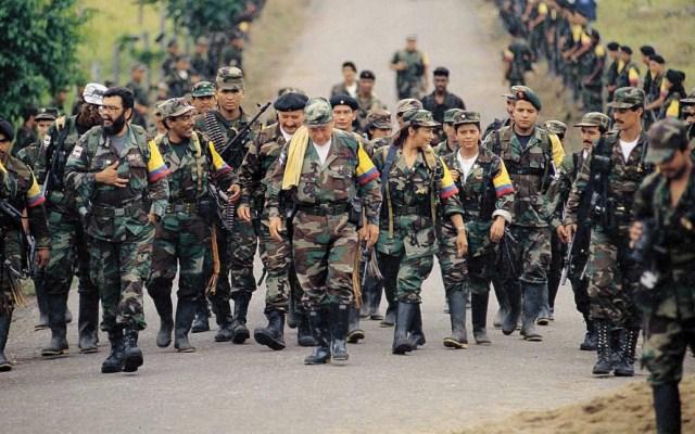 Detienen a líder de las FARC buscado por la Interpol - Foto de internet