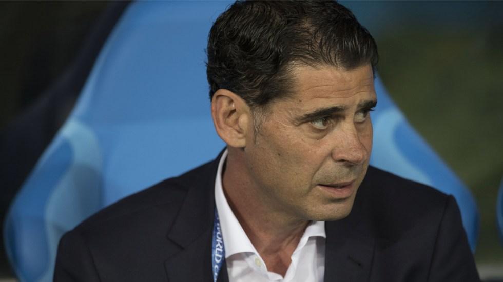 Fernando Hierro concluye relación con la RFEF - Foto de Mexsport