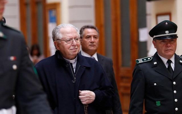 Iglesia deberá pagar 450 mdp a víctimas del caso Karadima - Fernando Karadima. Foto de Agencia Uno
