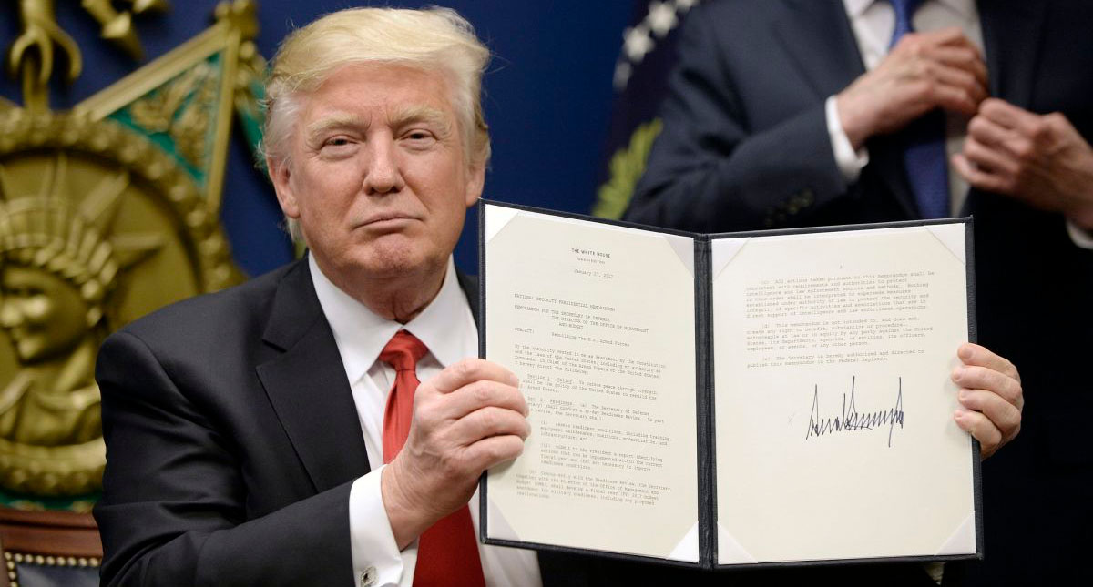 Corte Suprema de EE.UU. confirma veto migratorio