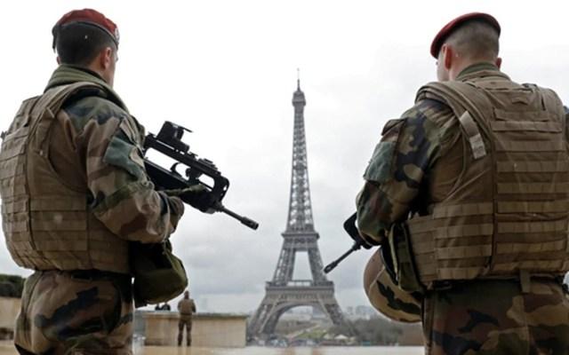 Francia liberará a 450 terroristas yihadistas - Foto de EFE