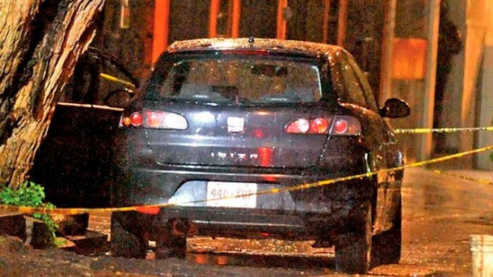 Disputa por negocios presunta causa de doble homicidio en la Del Valle - Foto de Excélsior