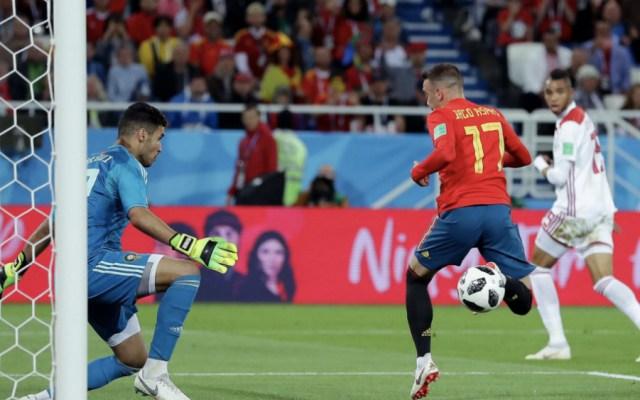 España pasa a Octavos con drama incluido - Foto de Getty Images