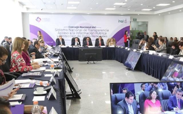 INAI investiga a todos los partidos por llamadas para incidir en el voto - Foto de @INAImexico
