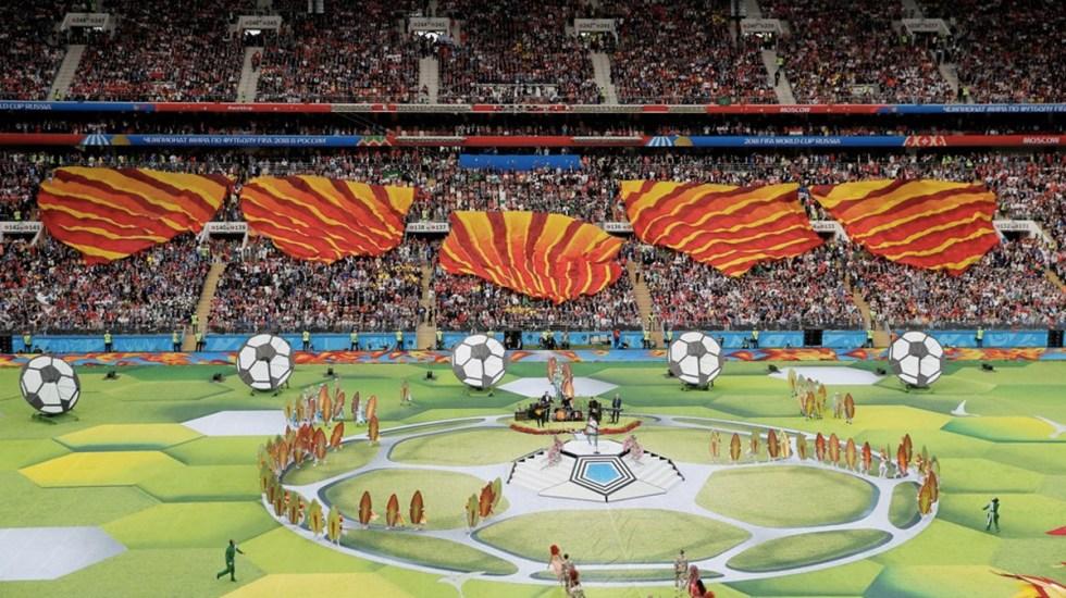 Los memes del inicio de la Copa del Mundo de Rusia 2018 - Foto de Reuters