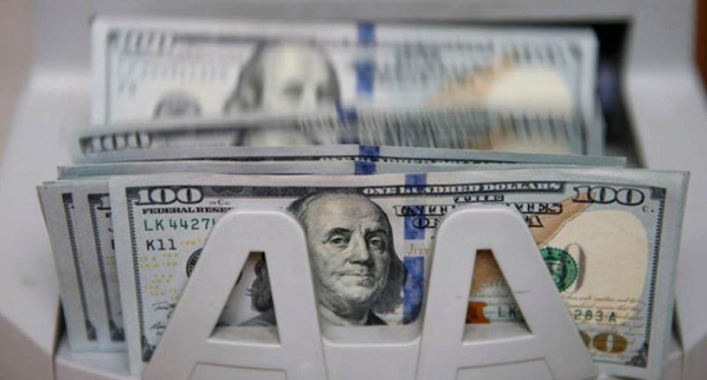 Dólar inicia el martes sin rebasar los 19.32 pesos - Foto de internet