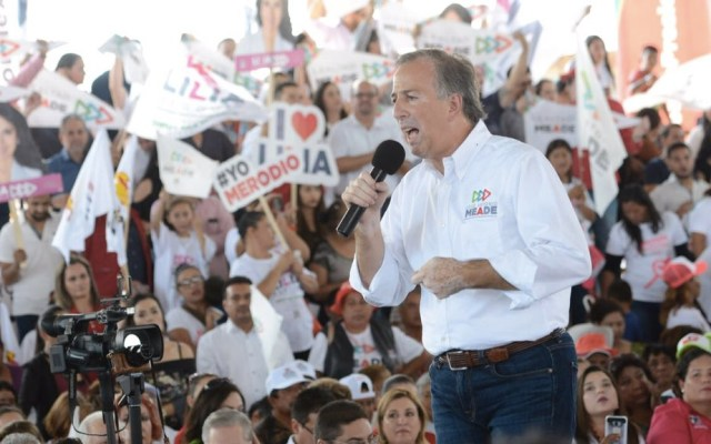 """Yo siempre he asumido mis responsabilidades"": Meade - Foto de PRI Chihuahua"