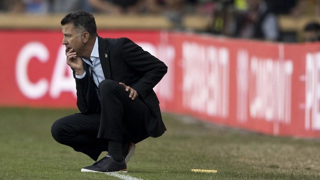 Tendremos posibilidades contra Alemania: Juan Carlos Osorio - Foto de @miseleccionmx