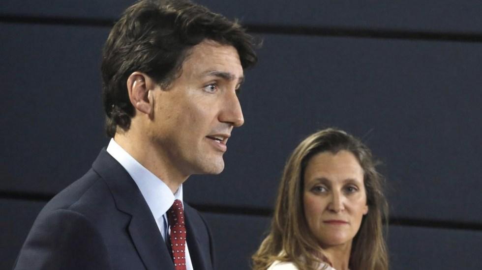 Aranceles son insultantes e inaceptables: Trudeau - Foto de Toronto Star