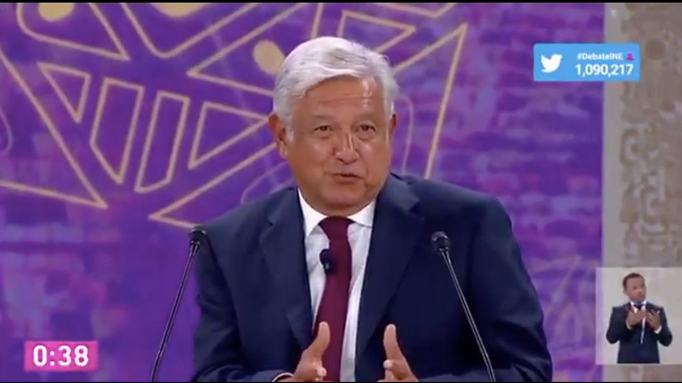 López Obrador cancelará la Reforma Educativa de ganar las elecciones - Captura de Pantalla