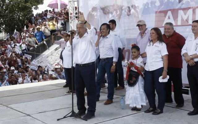 López Obrador cerrará su campaña en el Estadio Azteca - Foto de Milenio