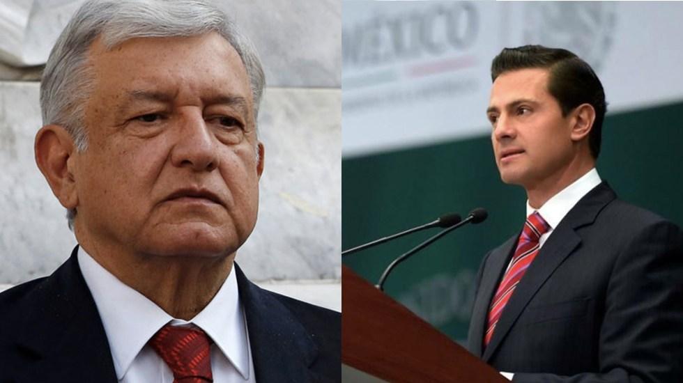 No existe pacto entre López Obrador y Peña Nieto: vocería