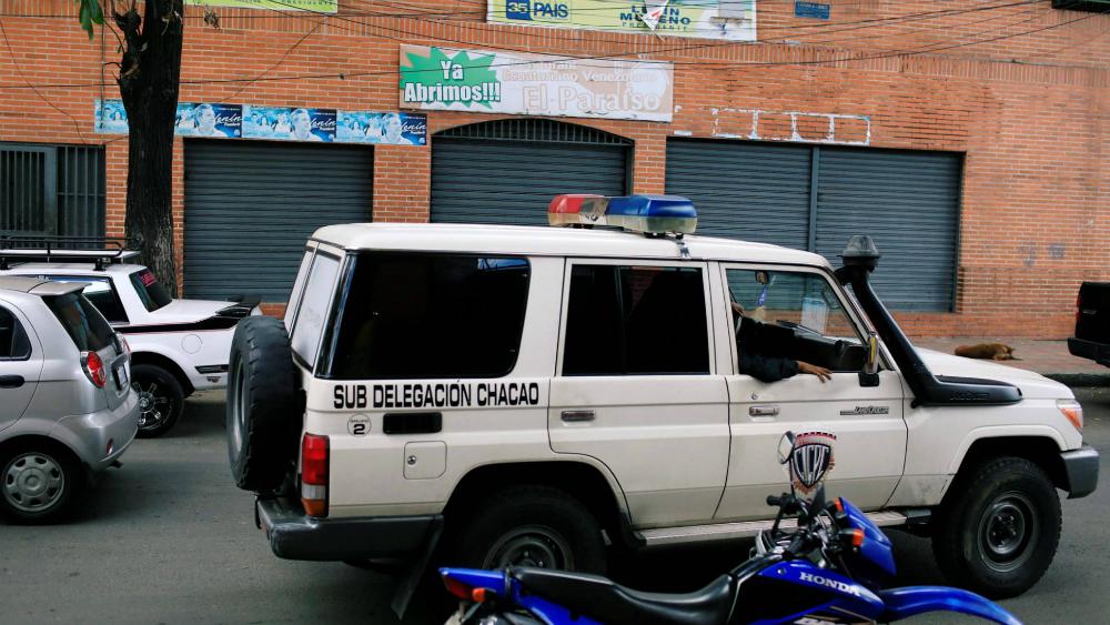 Al menos 17 fallecidos dejó explosión en Caracas