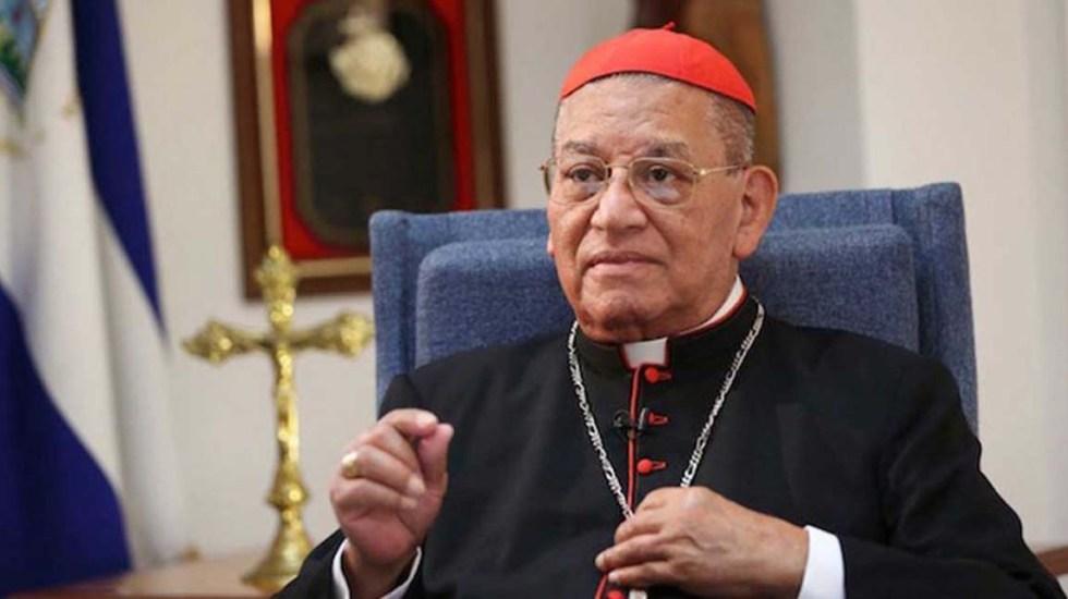 Muere cardenal que medió conflicto armado en Nicaragua - Foto de internet
