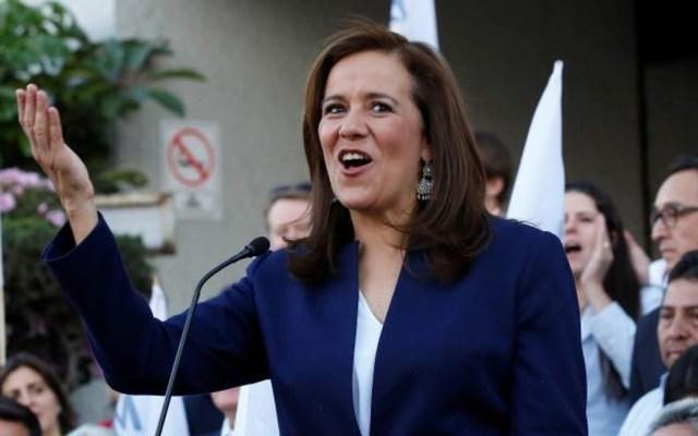 Margarita Zavala respalda a candidato del Frente en Benito Juárez