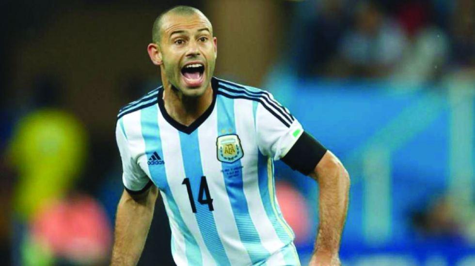 Mascherano anuncia su retiro de la Selección de Argentina