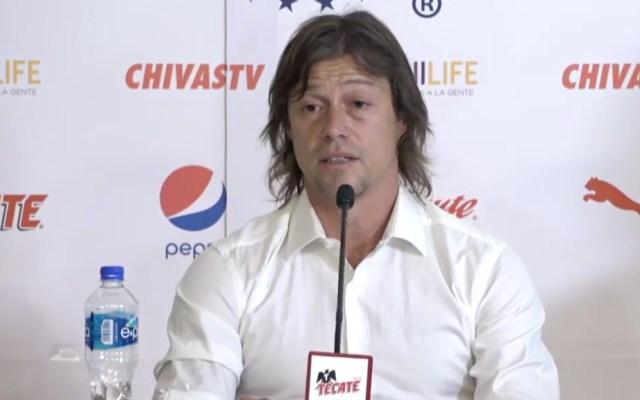 Matías Almeyda sale oficialmente de Chivas - Captura de Pantalla