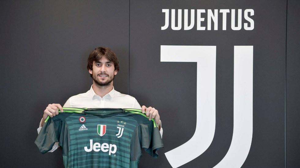 Juventus anuncia contratación de portero Mattia Perin - Foto de @juventusfces
