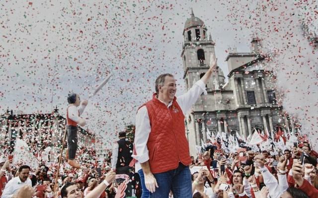 José Antonio Meade asegura que ganará la elección - Foto de Twitter José Antonio Meade
