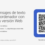 Dan a conocer versión web de Android Messages