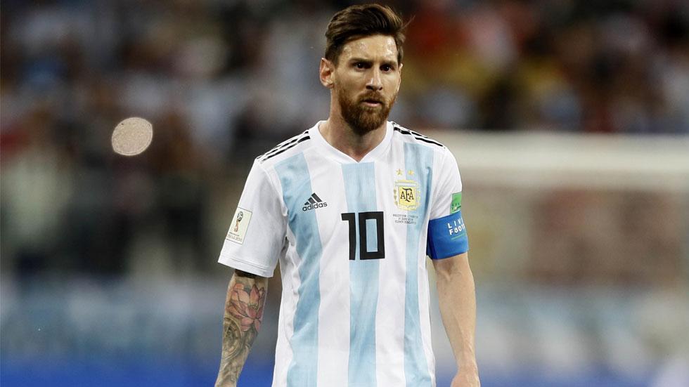 Argentina vs. Croacia - Reporte del Partido - 21 junio, 2018