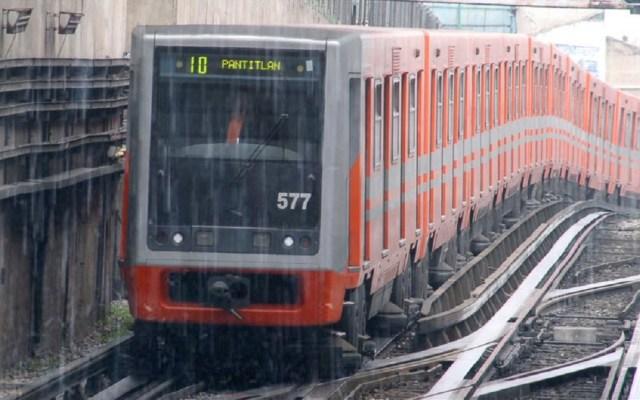 Cierran estación Parque de los Venados de la Línea 12 del Metro - Foto de @MetroCDMX