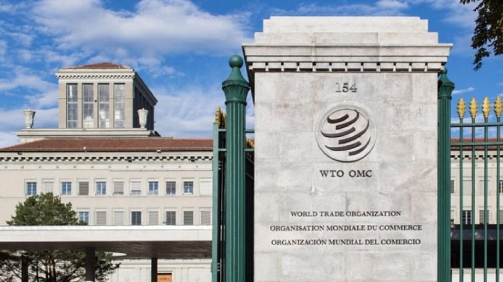 México denuncia a Estados Unidos ante la OMC por aranceles - Foto de AFP