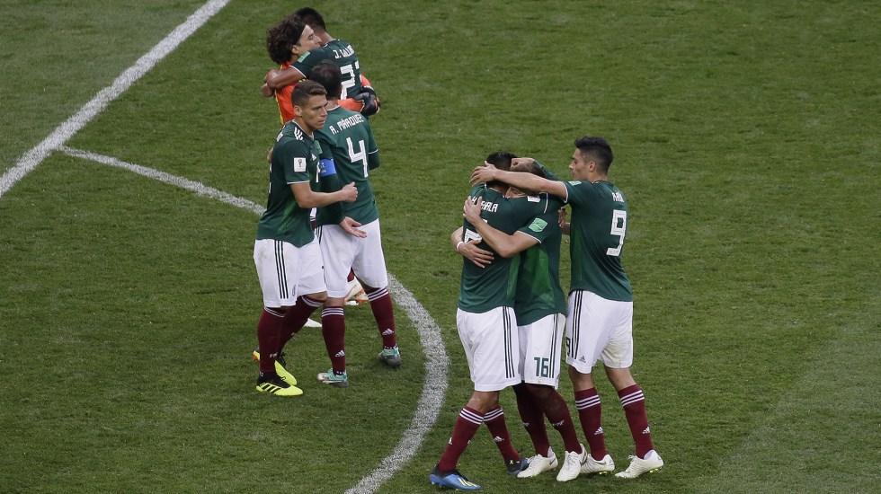 Histórico, México vence al Campeón del Mundo - Foto de Mexsport