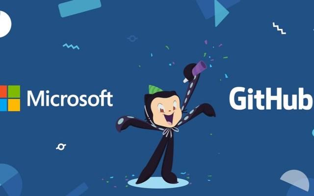 Microsoft adquiere GitHub, desarrollador de software libre - Foto de @github