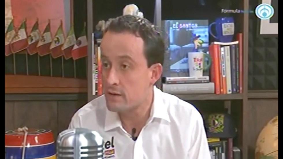 Mikel Arriola promete verificación a distancia y quitar la tenencia