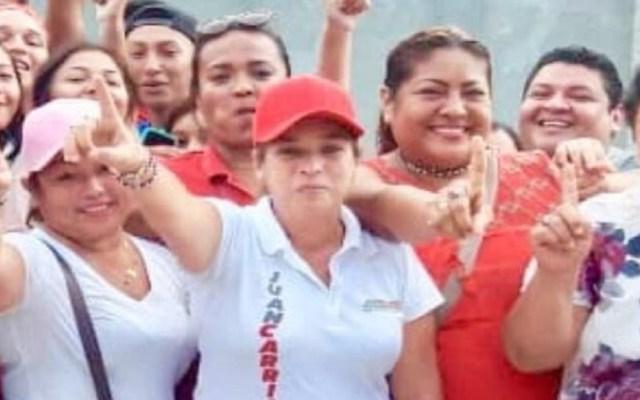Muere candidata del PRI baleada en Isla Mujeres - Foto de internet