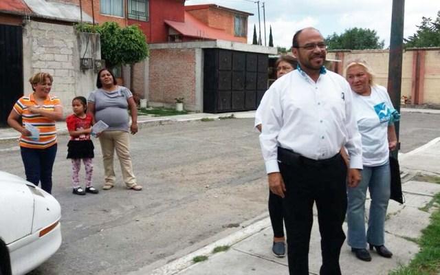 Muere candidato de Nueva Alianza en Puebla - Foto de Alejandro Luna Blanco (Facebook)