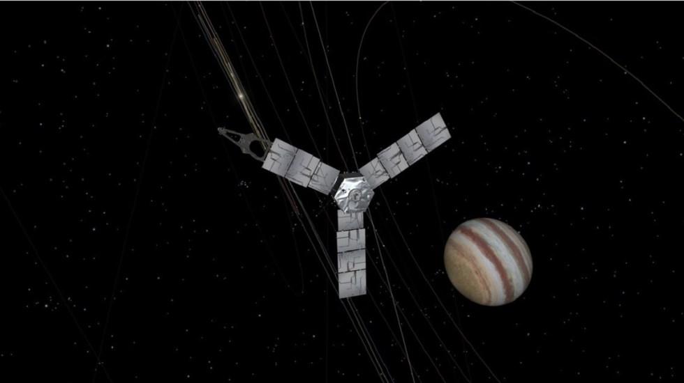 NASA alarga misión de Juno en Júpiter hasta 2021 - Foto de @NASAJuno