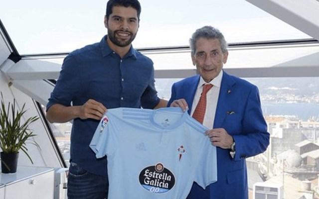 El Celta de Vigo contrata a Néstor Araujo - Foto de Internet