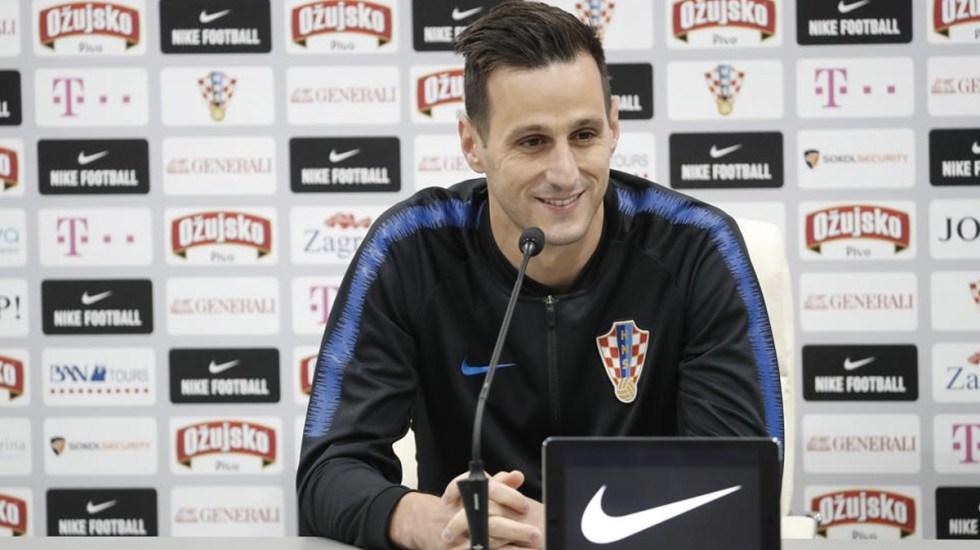 Croacia expulsa a Kalinic de la selección por negarse a jugar - Foto de Internet