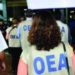 Observadores de la OEA llegan a México para elecciones
