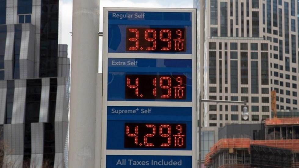 Trump culpa a la OPEP por altos precios del petróleo - Foto de AP