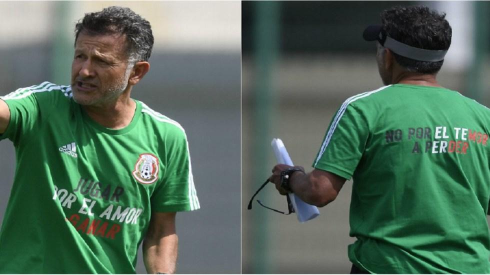 """Osorio recuerda al Tri que hay que """"jugar por amor a ganar"""" - Foto de Imago 7"""