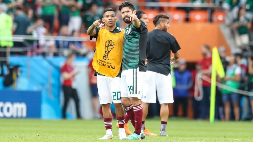Siguen 14 futbolistas de Liga MX en competencia en el Mundial 2018 - Foto de Mexsport