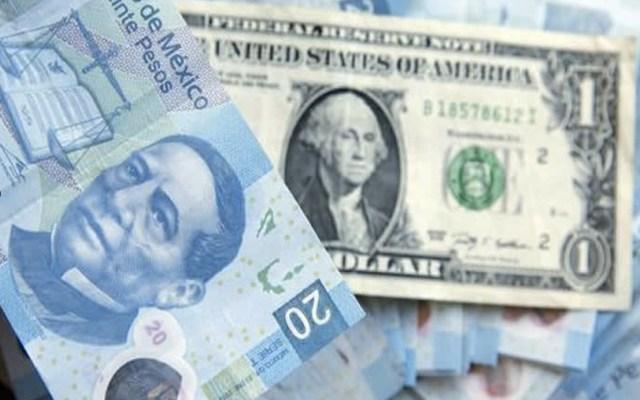 Peso cierra al alza tras entendimiento comercial entre México y EE.UU. - Foto de internet