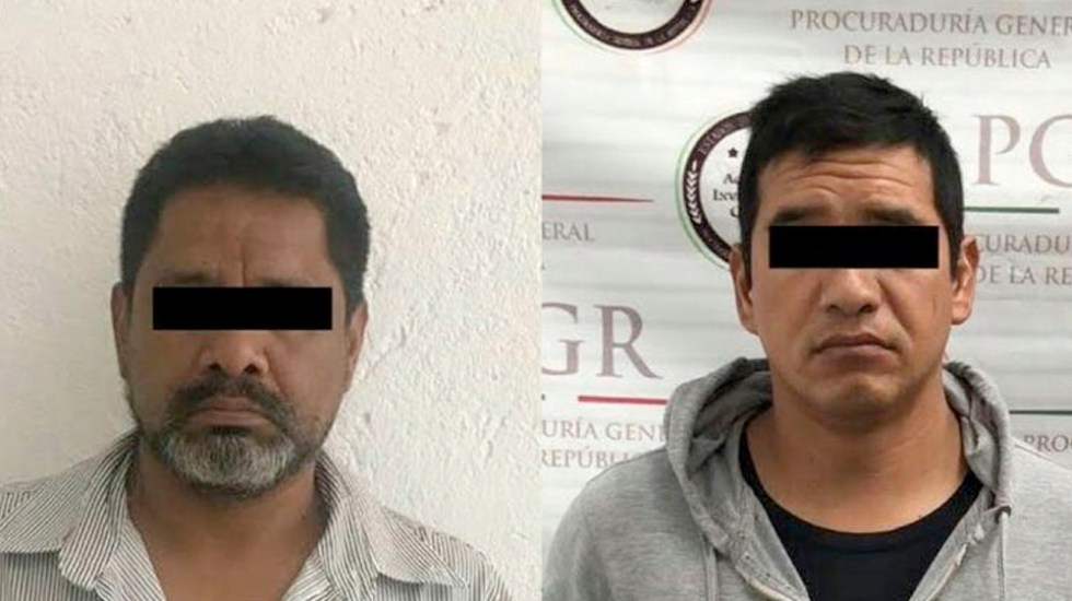 Detienen a dos policías capitalinos por robo a periodista - Foto Especial