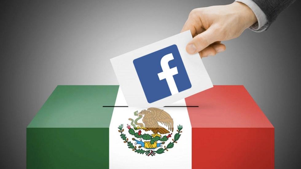 Facebook permitirá comparar propuestas de presidenciables - Foto de Internet
