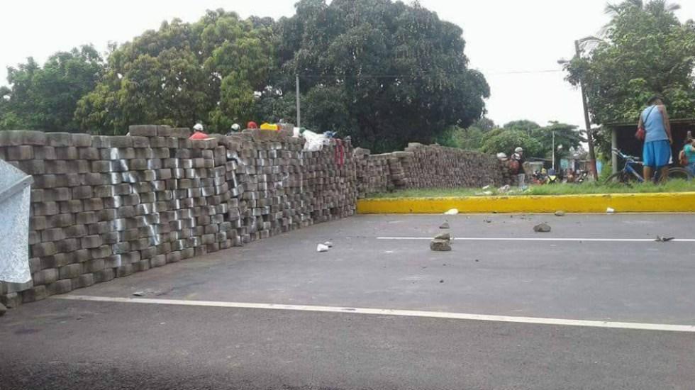 Protestas en Nicaragua llegan a 108 muertos - Foto de 100% Noticias
